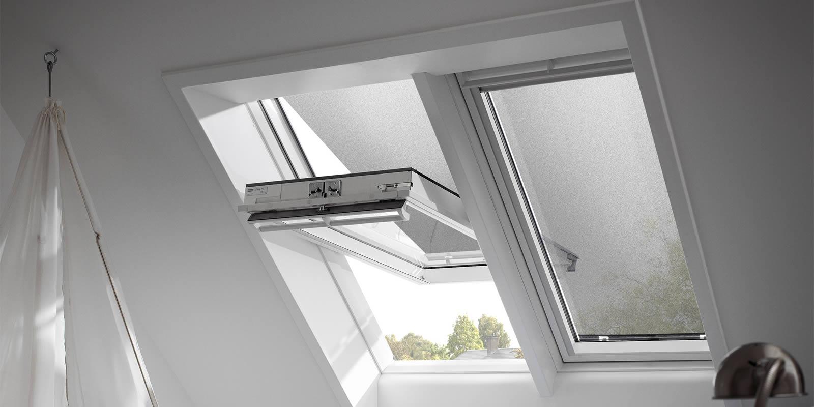 dachfenster markisen | hitzeschutz | rollos | schreinerei fritz gfeller