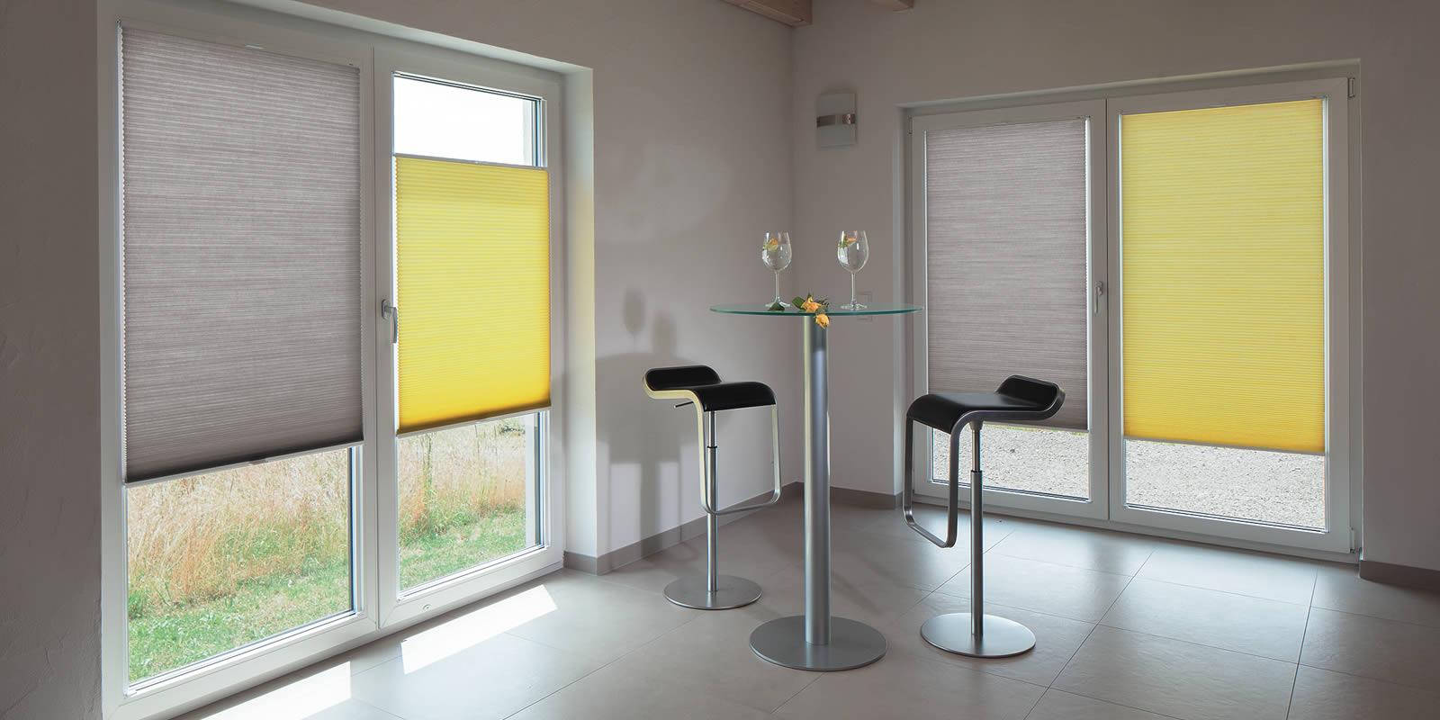 hitzeschutz plissee with hitzeschutz plissee elegant plissee spezi headerbild with hitzeschutz. Black Bedroom Furniture Sets. Home Design Ideas