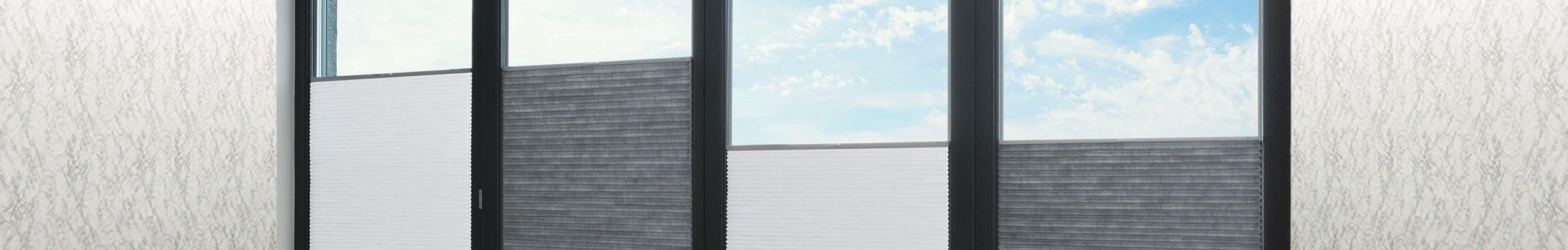 Plissee Rundfenster plissee rundfenster awesome plissee f in darstellung with plissee